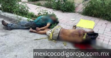 Reynosa ejecutados
