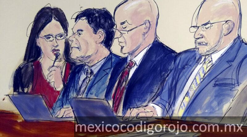 El Juicio Chapo